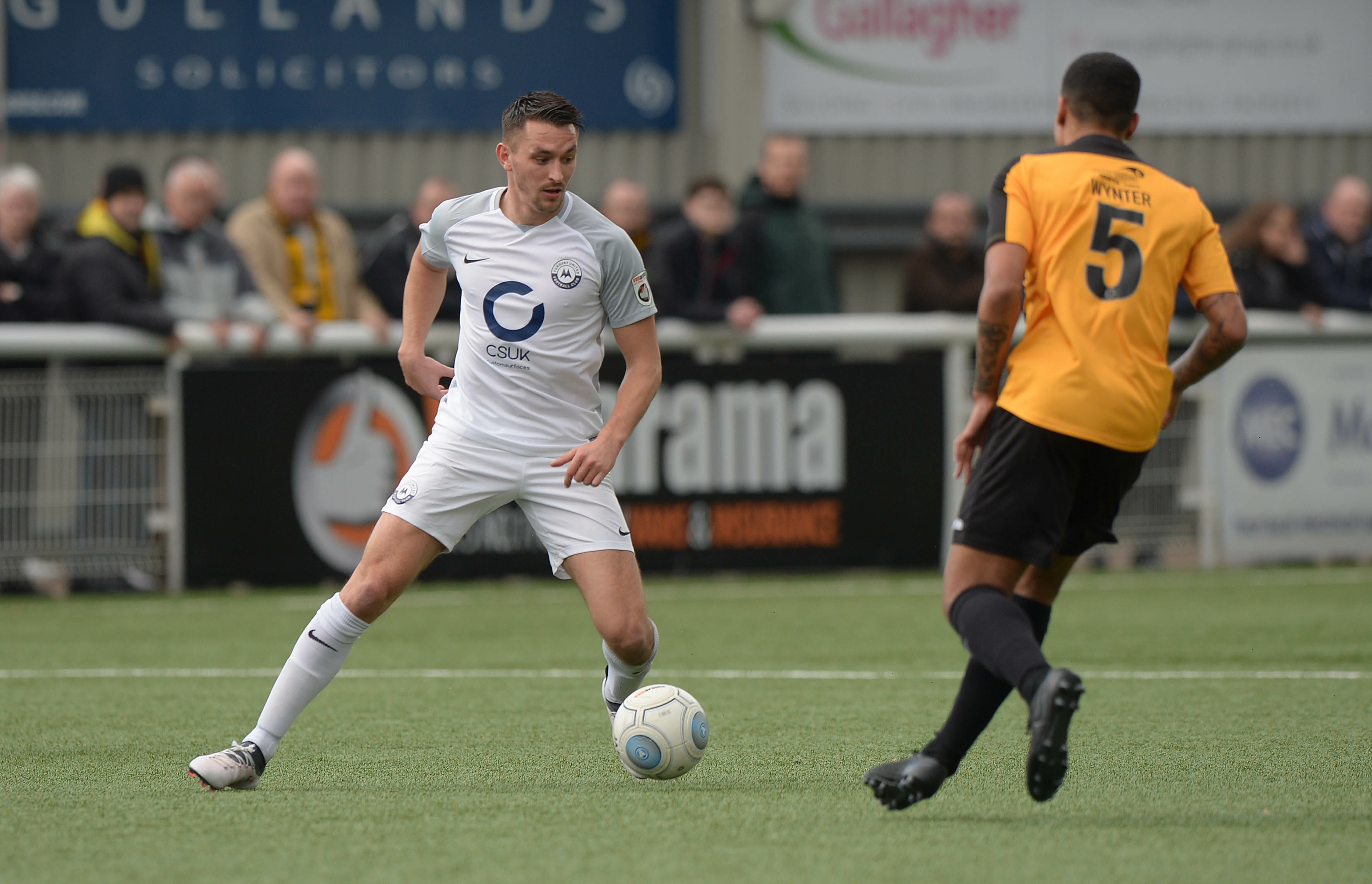 Maidstone United v Torquay United, Maidstone, UK - 10