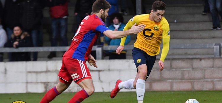 Report United 0 Aldershot Town 0 Torquay United
