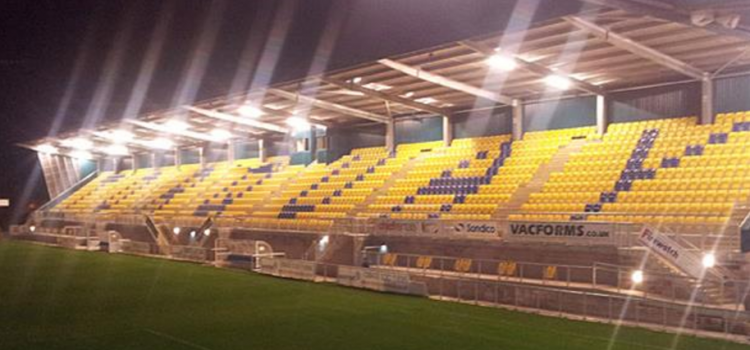 Torquay Stadium Seating Night