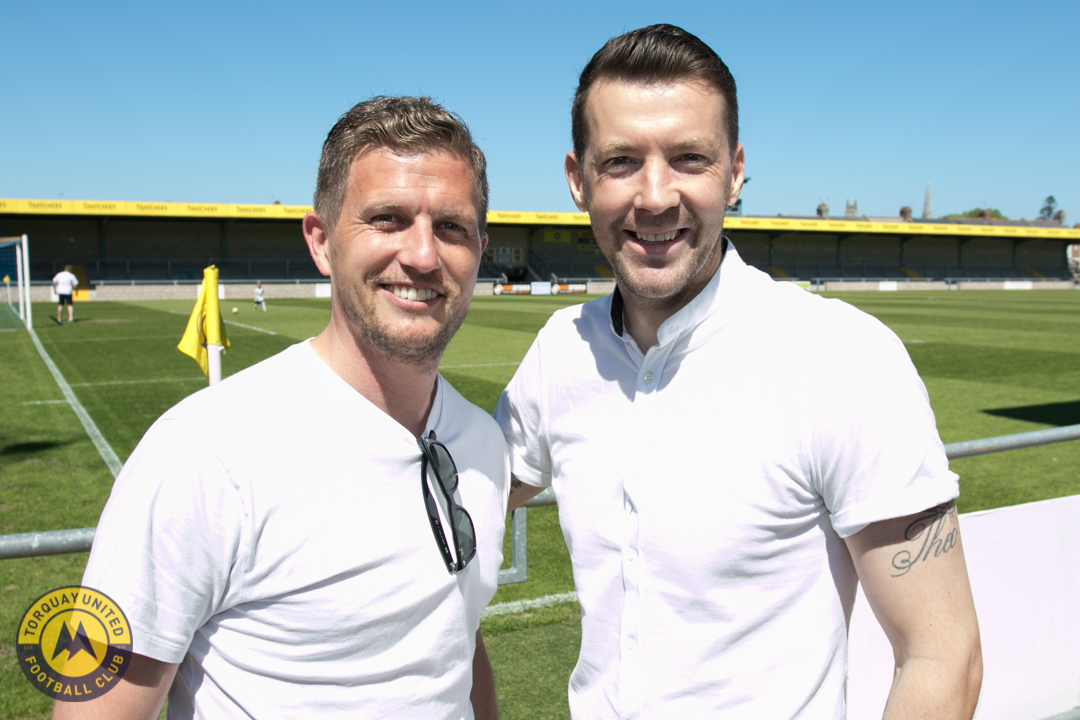 2018 TUFC Legends Vs TUFC Fans-1
