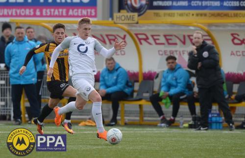 Maidstone United v Torquay United, Maidstone, UK - 10 February 2018