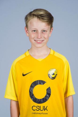 U12 Harry Rendle