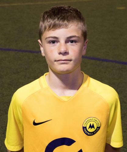 U14 Louis Pascoe